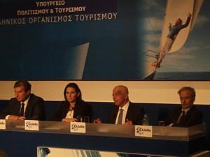 Όλγα Κεφαλογιάννη: Ελληνικός Τουρισμός 2012-13