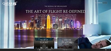 Qatar Airways ταξιδιωτική εμπειρία
