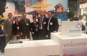 Η Ένωση Ξενοδόχων Θεσσαλονίκης στη Διεθνή Τουριστική Έκθεση «International Mediterranean Tourism Market 2013»