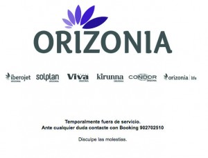 ORIZONIA - IBEROJET