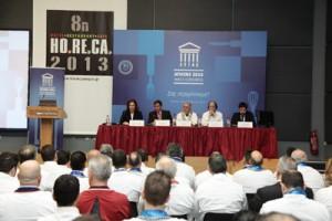 Από αριστερά προς τα δεξιά:  κα Δ. Αμαραντίδου, Εταίρος & Διευθύντρια Επικοινωνίας ARTION Conferences & Events, κος Γ. Καμίνης, Δήμαρχος Αθηναίων, κ. Μ. Καρούμπας, Πρόεδρος της Ομοσπονδίας Αρχιμαγείρων Ελλάδος, κος G. Gudmundsson, Πρόεδρος της WACS - World Association of Chefs Societies, κος Γ. Μπρούλιας, Δημοτικός Σύμβουλος Αθηναίων και Πρόεδρος της Εταιρείας Ανάπτυξης και Τουριστικής Προβολής Αθηνών Από αριστερά προς τα δεξιά:  κα Δ. Αμαραντίδου, Εταίρος & Διευθύντρια Επικοινωνίας ARTION Conferences & Events, κος Γ. Καμίνης, Δήμαρχος Αθηναίων, κ. Μ. Καρούμπας, Πρόεδρος της Ομοσπονδίας Αρχιμαγείρων Ελλάδος, κος G. Gudmundsson, Πρόεδρος της WACS - World Association of Chefs Societies, κος Γ. Μπρούλιας, Δημοτικός Σύμβουλος Αθηναίων και Πρόεδρος της Εταιρείας Ανάπτυξης και Τουριστικής Προβολής Αθηνών