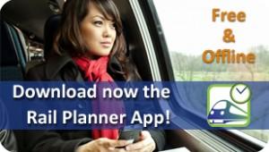 Rail Planner App