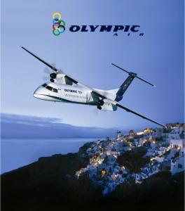 Η Olympic Air ενώνει τη Σαντορίνη με Μύκονο και Ηράκλειο!