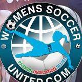 womens soccer united logo
