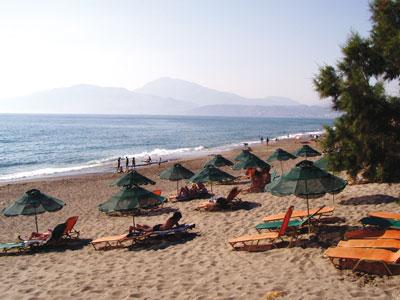 κρητικές παραλίες