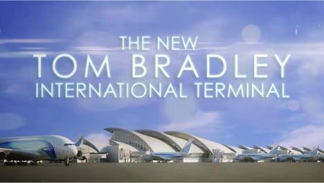 PUBLIC INVITED TO PREVIEW THE NEW TOM BRADLEY INTERNATIONAL TERMINAL