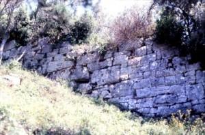 Skopelos acient city