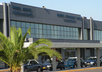 Hania-airport