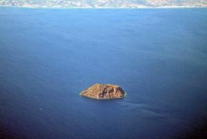 νησίδα στρογγυλη