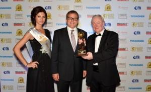 World Travel Awards-LH