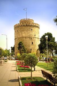 Ο Λευκός Πύργος στη Θεσσαλονίκη