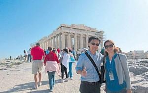 κινεζοι τουριστες
