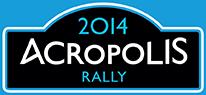 logo Acropolis Rally 2014