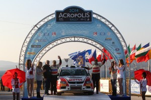 Rally Acropolis 2014 - The Greek Drivers