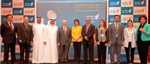 Gulf Air Hosts a Greek Travel Agent Networking Event 2