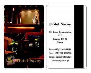 Citycard Savoy Hotel