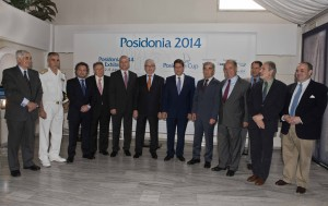 poseidonia 2014 press conference