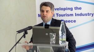 Υφυπουργός_Ανάπτυξης_Elitour_Greek_medical_tourism_council