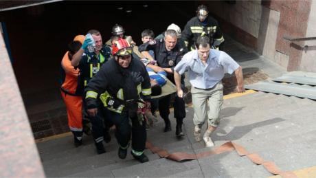Μόσχα: 10 νεκροί και 106 τραυματίες από εκτροχιασμό συρμού στo μετρό