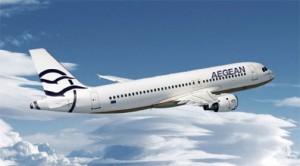 Η AEGEAN επαναφέρει τις πτήσεις της προς Τελ Αβίβ