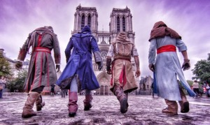 Assassins-Creed-Unity-Meets-Parkour