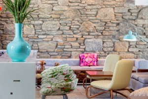 Mykonos Theoxenia welcomes its guests with a revamped look