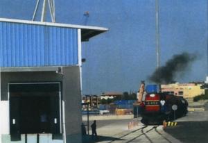 Στο σταθμό του ΟΛΠ Α.Ε. η πρώτη εμπορική αμαξοστοιχία της ΤΡΑΙΝΟΣΕ