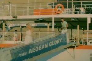 Το NEO Video Clip της Αγγελικής Νιάρχου – γυρισμένο στο AEGEAN GLORY!