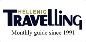 Hellenic Travelling monthy travel guide since 1991