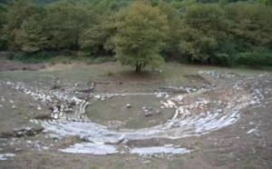 Παρατήρηση με τηλεσκόπια στον αρχαιολογικό χώρο Γιτάνων