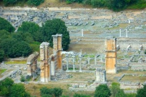 Filippoi_1_archaeological_site