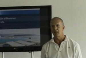 Karatzias George, General Director of Grecotel Hotels & Resorts