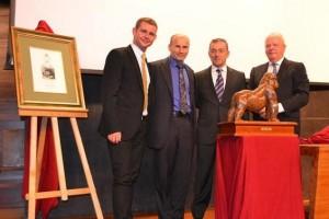 """ABTA receives """"Premio Gorila"""""""