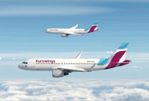 Lufthansa: Νέες ευρωπαϊκές και διεθνείς πτήσεις υπό τη νέα επωνυμία Eurowings