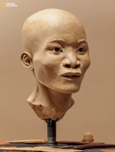 Το σοκαριστικό πρόσωπο του πρώτου Αμερικάνου