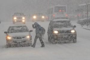 Χιονοπτώσεις-Καταιγίδες