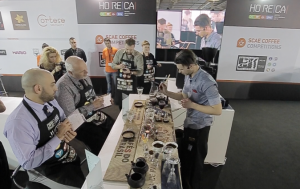 Coffee Competitions
