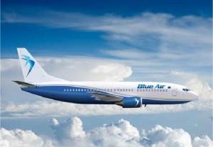 Έναρξη Δρομολογίων της Blue Air μεταξύ Ελλάδας - Κύπρου