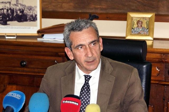 Την έγκαιρη έναρξη του πιλοτικού προγράμματος χορήγησης visa ζητά ο Περιφερειάρχης Νοτίου Αιγαίου Γ. Χατζημάρκος