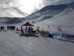 Ελάτε στο βουνό για να υποστηρίξουμε τους μικρούς αθλητές!