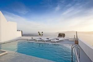 Villa Swimming Pool_Grace Santorini