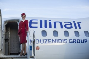 Νέες χώρες και απευθείας συνδέσεις της Ellinair για το 2016