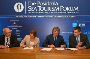 Posidonia Sea Tourism Forum_CLIA & MedCruise_A