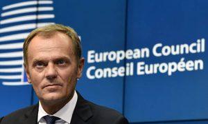 Την ακύρωση της συνόδου κορυφής των 28 ανακοίνωσε ο κ. Τουσκ