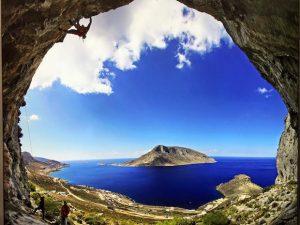 Kalymnos - Rock Climbing
