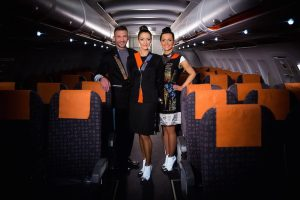 EASYJET_CABIN CREW WEARABLE TECH UNIFORMS