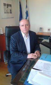 Σπύρος Αλεξίου Πρόεδρος ΔΣ ΕΟΤ