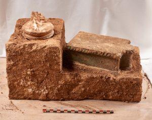 Αρχαιολογικό εύρημα στην Απτέρα Χανίων