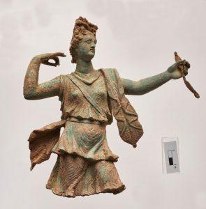 Μοναδικό αρχαιολογικό εύρημα στην Απτέρα Χανίων
