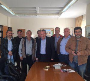 Συντονιστική Επιτροπή Αγροτών Μεσογείων
